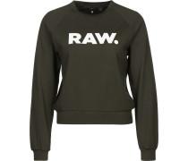 Xua art cropped r sw ragan Sweater Damen oiv
