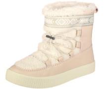 Alpine Stiefel Damen pink