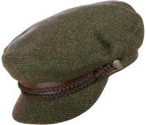 Fiddler Cap Hut grün