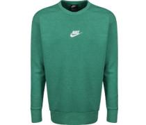 Heritage Sweater Herren grün eliert