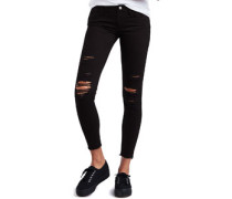 710 Super Skinny W Jeans Damen atomic black EU