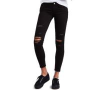 710 Super Skinny W Jeans atomic black