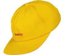 x Independent Shine Lp Herren Strapback gelb