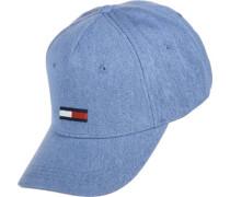 Tju Denim Cap blau