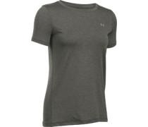 Ua Hg W T-Shirt grau