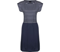 anado Daen Kleid blau weiß gestreift