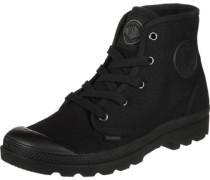 Pampa Hi W Schuhe schwarz