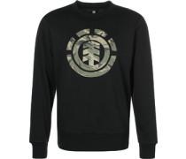 iic Cr Sweater schwarz