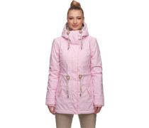 Monadis Rainy W Parka Damen pink