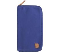 Travel Geldbeutel blau