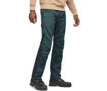 5622 Worker 3d Straight Herren Jeans türkis