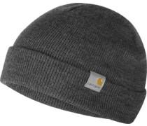 Stratus Low Mütze grau