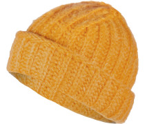 NMSuma Beanie Damen orange