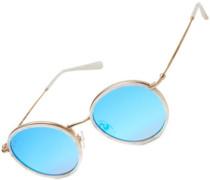 Amsterdam Sonnenbrillen Sonnenbrille pearl blue mirrored pearl blue mirrored