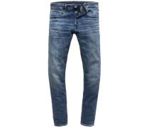 3301 Slim Jeans Herren medium aged