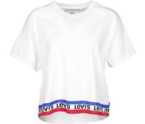 Graphic J.v. W T-Shirt weiß