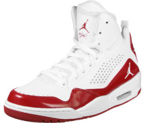Sc-3 Schuhe weiß rot