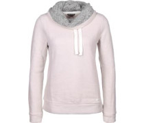 Cosy Collar W Sweater pink pink