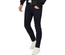 3301 Deconstructed Slim Herren Jeans blau