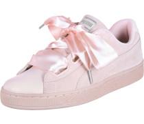 Suede Heart Bubble Damen Schuhe pink