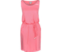 Twist W Kleid pink