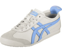 Mexico 66 W Lo Sneaker Schuhe beige blau beige blau