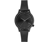 Estelle Royale Uhr schwarz