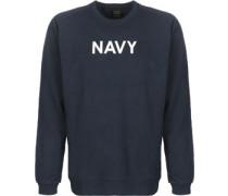 Ca Training Sweater blau