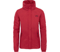 Resolve W Regenjacke Damen rot
