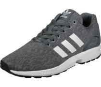Zx Flux Schuhe grau weiß EU