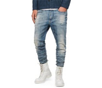 D-Staq 3d Skinny Jeans destroyed