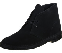 Desert Boot Schuhe schwarz
