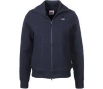 Lacote L!ve Blouon High Collar W Jacke Damen blau EU