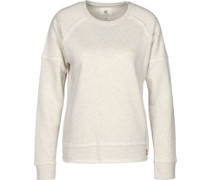 Claire W Sweater beige meliert