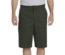 13 inch Multi Pocket Work Herren Shorts oliv