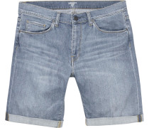 Swell Shorts blue shore bleached