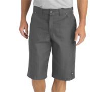 13 inch Shadow Stripe Shorts grau