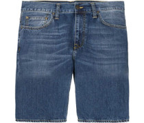 Davies Shorts blue strand washed