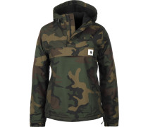 Nimbus Damen Windbreaker camo
