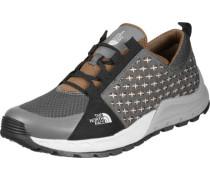 Mountain Sneaker Schuhe grau orange