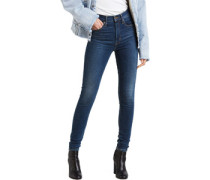 Mile High Super Skinny W Jeans breakthrough blue