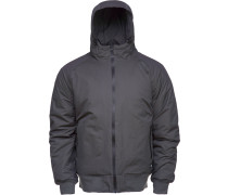 Fort Lee Herren Winterjacke grau