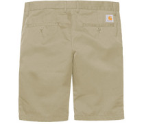 Johnson Shorts leather