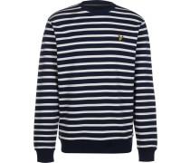 Breton tripe Herren weater blau weiß getreift yle & cott Breton tripe Herren weater blau weiß getreift L