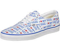 Era Schuhe weiß blau