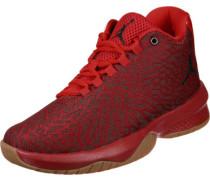 B. Fly Gs Schuhe rot schwarz