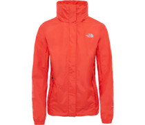 Resolve W Regenjacke Damen orange