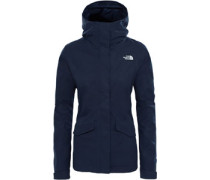 All Terrain Zip-In W Regenjacke Damen blau EU