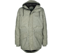 Yearning Herren Parka beige
