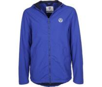 Loui Leichte Jacken Jacke blau blau